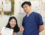 所沢市 肩腰の痛み 23歳女性 S.Hさん